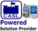 CASL Powered Solution Provider